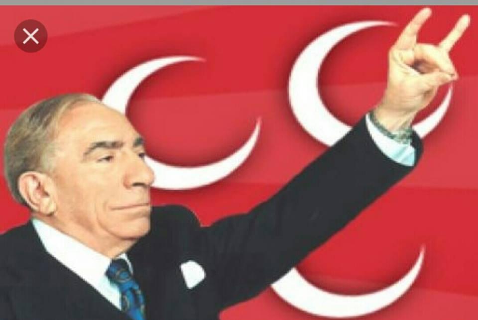 Başbuğ – Alparslan Türkeş