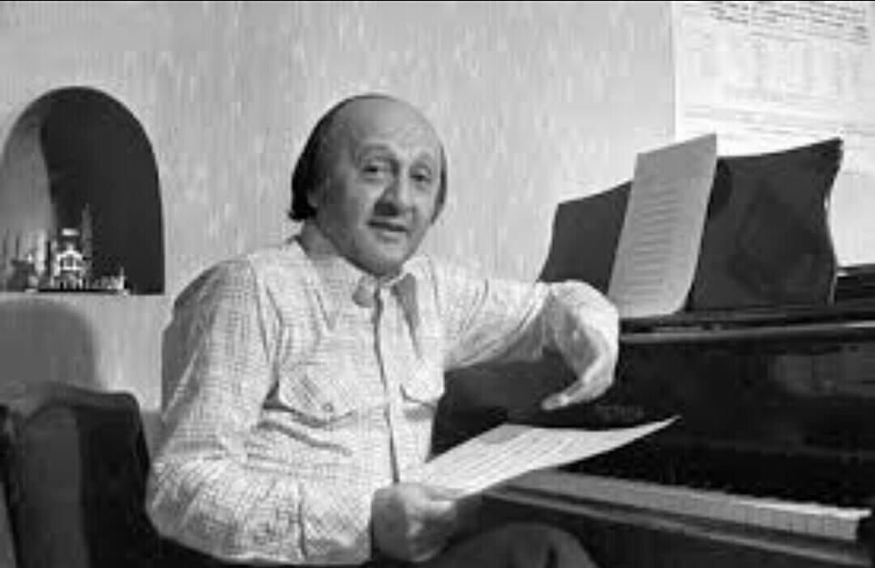 Azərbaycan klassik musiqi sənətinin görkəmli nümayəndəsi Fikrət Əmirov