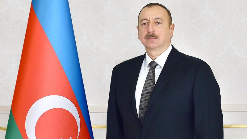 Prezident İlham Əliyev Gəncədədir – FOTOLAR