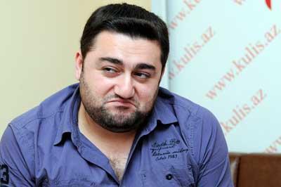 Aktyor Müşfiq Şahverdiyev evlənir.