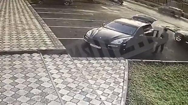 """Rusiyada """"Porsche""""də azərbaycanlının meyiti tapıldı – VİDEO"""
