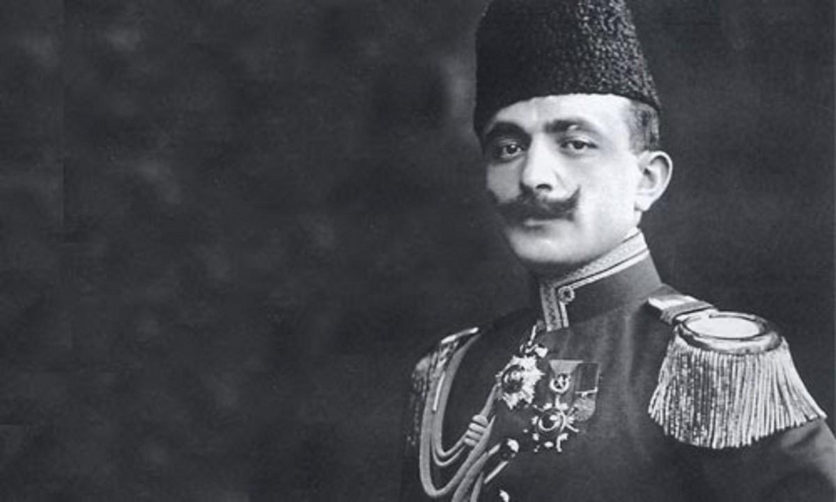 Azərbaycanın xilaskarı Ənvər Paşa