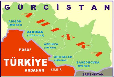 14 noyabr 1944-cü il Ahısqa Türklərininin sürgünü.