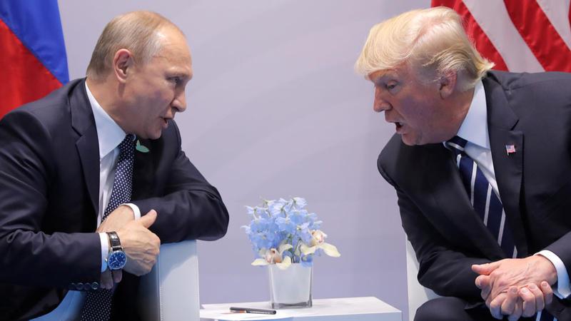 Tramp-Putin görüşü olmayacaq?