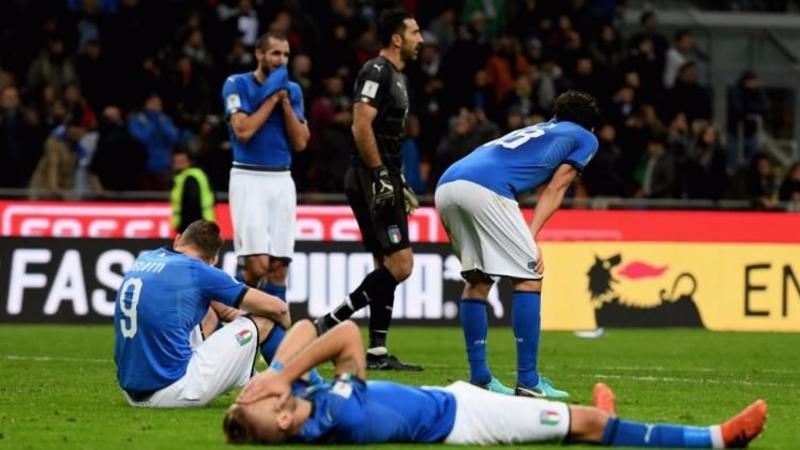 İtaliya millisində  istefalar başladı