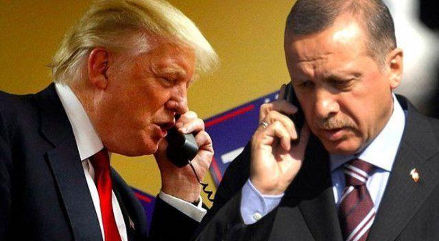 Donald Tramp və Rəcəb Tayyib Ərdoğan arasında telefon danışığı olacaq