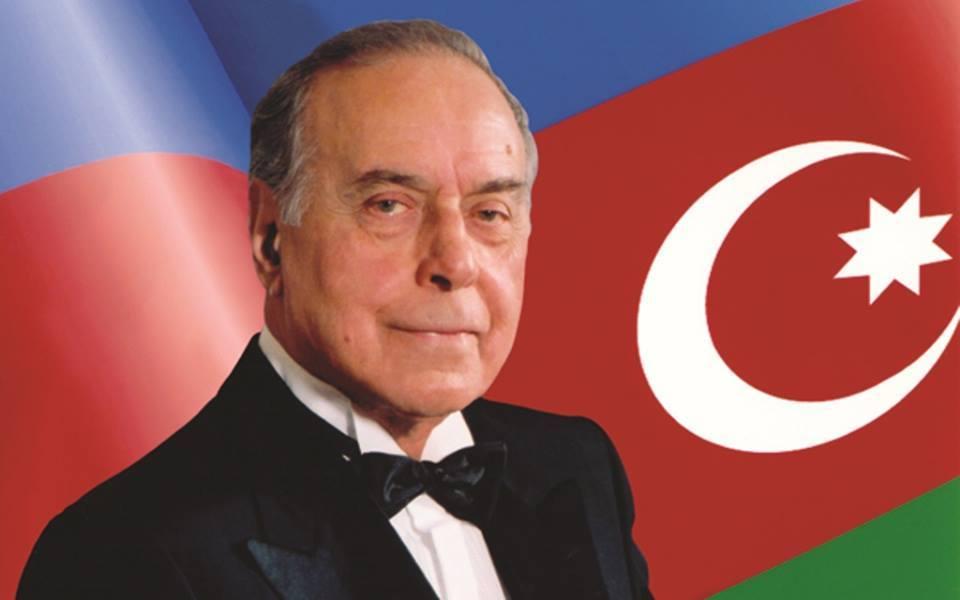 Azərbaycan tarixinin sönməz günəşidir Heydər Əliyev