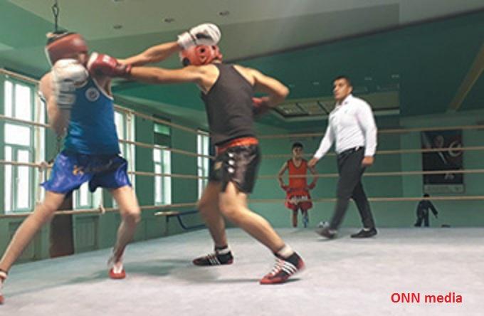 Şərurda keçirilən boks birinciliyində qaliblər müəyyənləşib