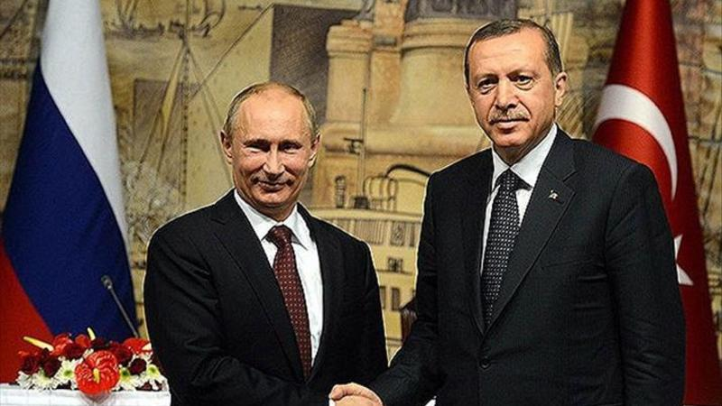 Rusiya və Türkiyə arasında tarixi imzalar ATILDI