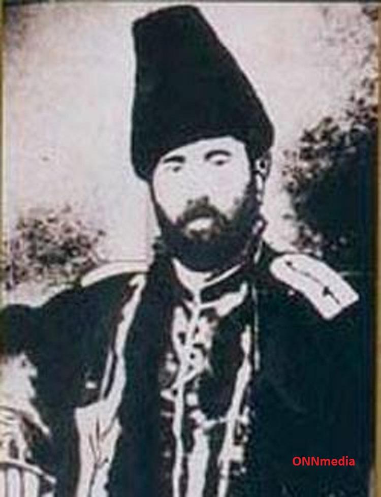 İsmayıl Xan Naxçıvanski