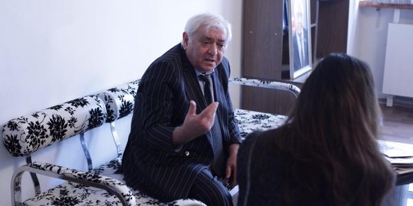 """Aqil Abbas: """"Rəmiş ya iblisdir, ya da mələk"""" – MÜSAHİBƏ + FOTOLAR"""