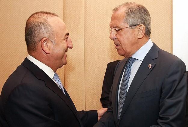 Lavrov və Çavuşoğlu arasında telefon danışığı olub