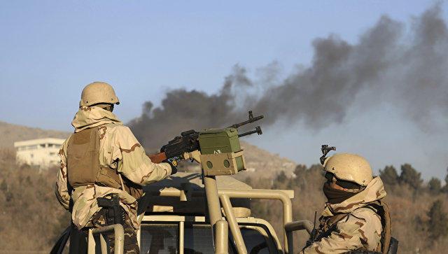 Kabildə hərbi akademiyaya hücum: 2 hərbçi öldü