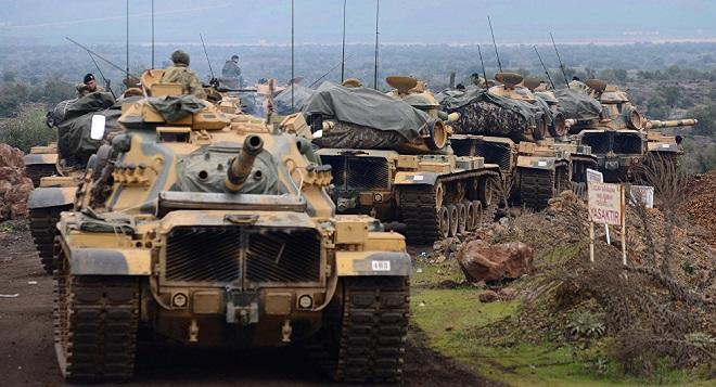 Afrin əməliyyatı: ordu bu əraziləri azad etdi
