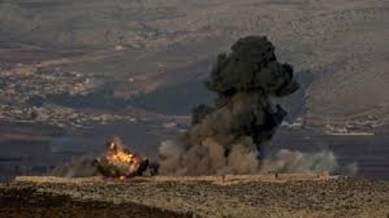 Terrorçular Türkiyəyə raket atdı