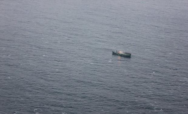 Yapon dənizində gəmi itkin düşüb — Ekipajda azərbaycanlılar da var