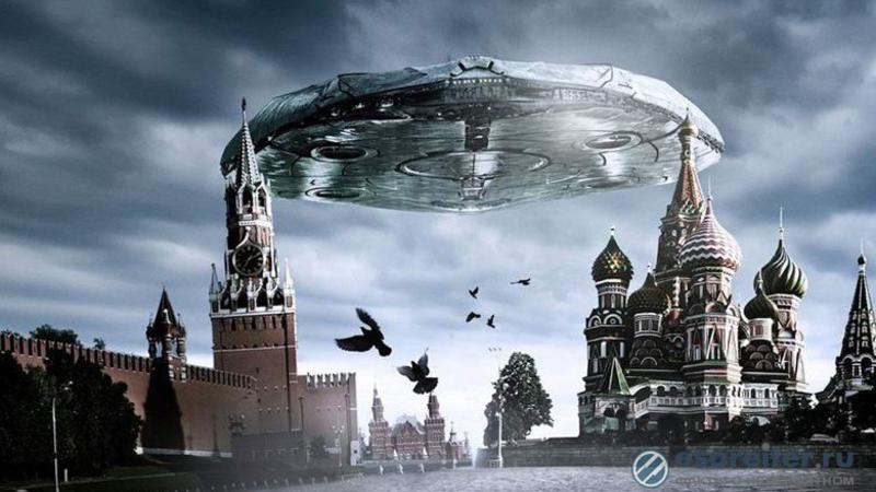 Kremlin üstündə UNO göründü – VİDEO