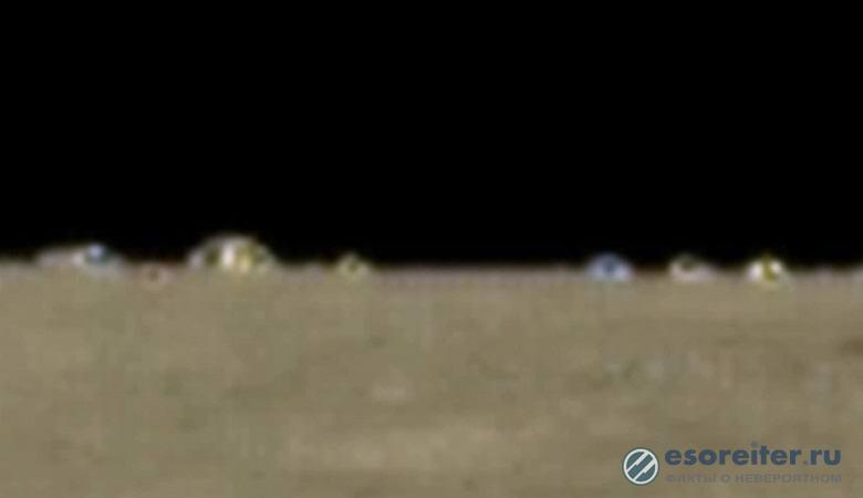 Ayda inanılmaz kəşf: yadplanetli şəhəri tapıldı – Video