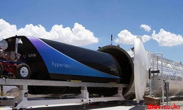 Saatda 1200 km sürətlə hərəkət edən nəqliyyat vasitəsi — 2020-ci ildə real olacaq + VİDEO