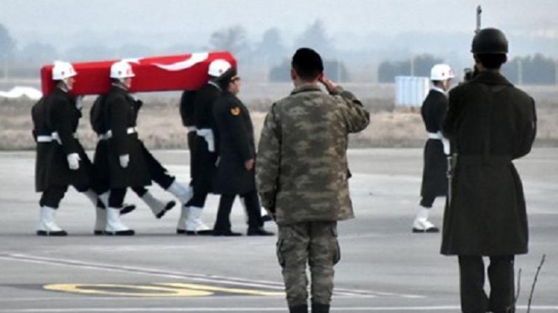 Afrində 2 türk əsgəri şəhid oldu