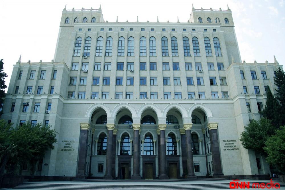 AMEA Türk Dünyası Elmlər Akademiyaları Birliyinə sədrlik edəcək