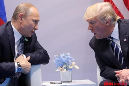 Tramp Putini təbrik edib