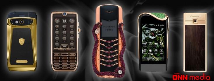 Tarixin ən bahalı smartfonları – SİYAHI