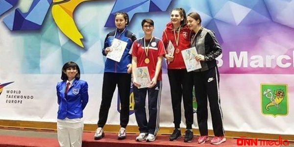 Taekvandoçularımız Ukraynadan 10 medalla qayıdır