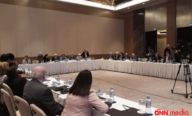 VI Qlobal Bakı Forumu çərçivəsində Beynəlxalq Kitab Sammiti keçirilib