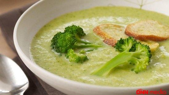 Brokoli şorbası necə hazırlanır?