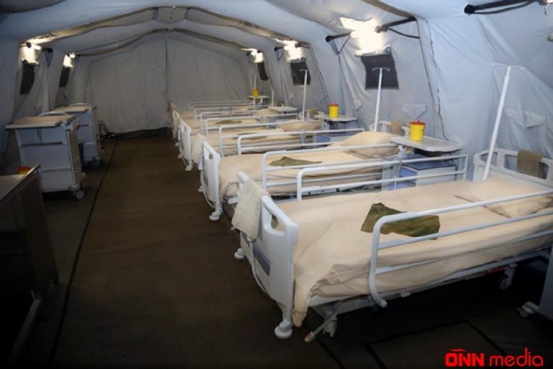 Türkiyə və Rusiya Suriyada səhra hospitalı yaradır