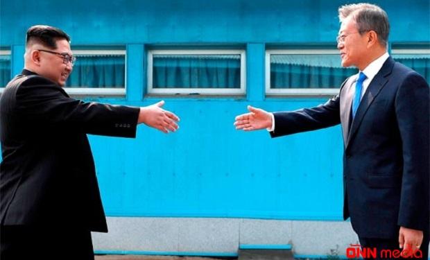 İki Koreya dövləti sülh müqaviləsi imzalayacaq