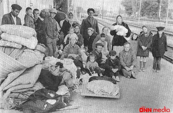 18 may 1944-cü il Krım tatarları sürgün edilib