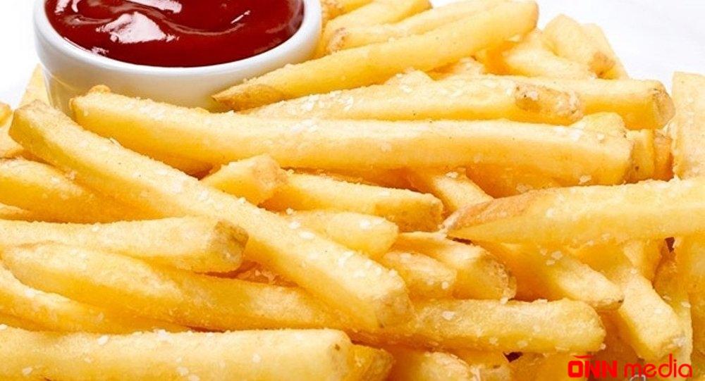 Kartof qızartmasına sirkə töksəniz…