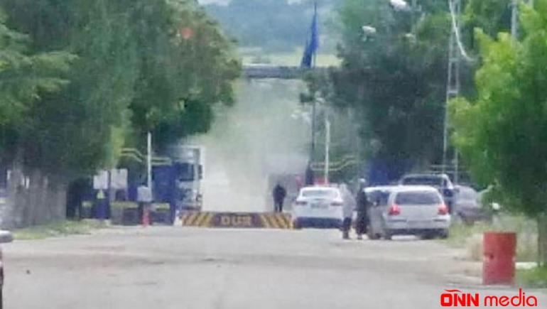 Ankarada fabrikada partlayış: Ölən və yaralananlar var – SON DƏQİQƏ