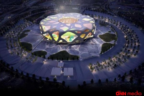 Olimpiya stadionu SÖKÜLÜR