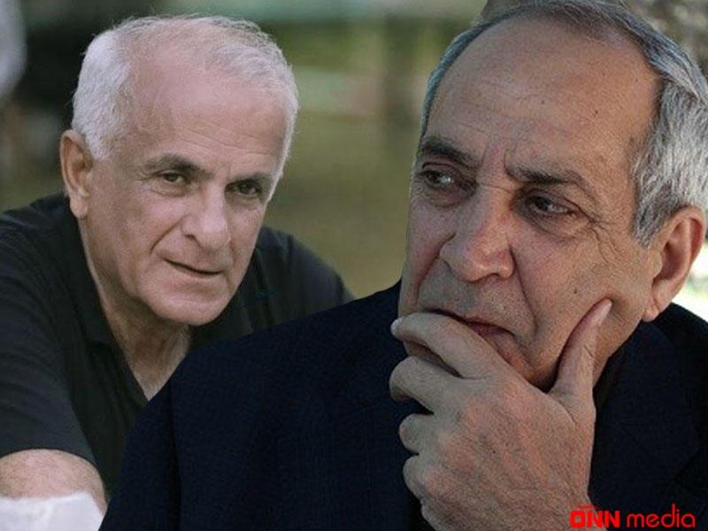 Xalq artistinin ölüm xəbərini eşidən Rasim Balayevin ayaqları tutuldu