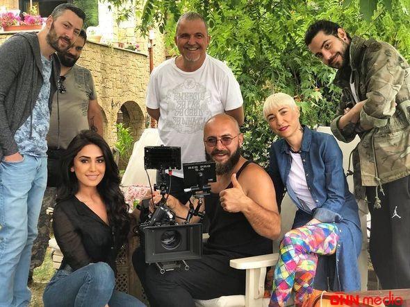 Azərbaycanlı aktrisa türkiyəli məşhurun klipinə çəkilir