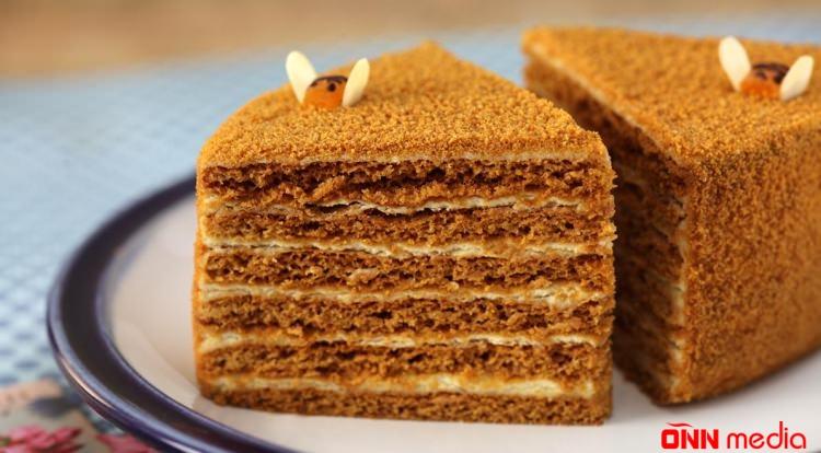 Ballı tort belə hazırlanır