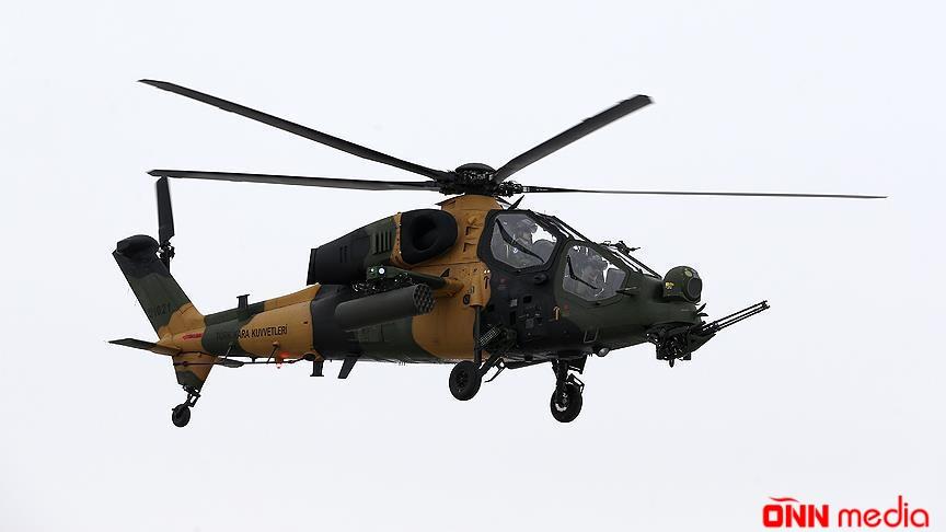 """Pakistan Türkiyənin hərbi helikopterini alır -30 """"ATAK"""""""