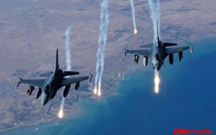 ABŞ Suriyada İranın hərbi bazasını bombaladı – İDDİA