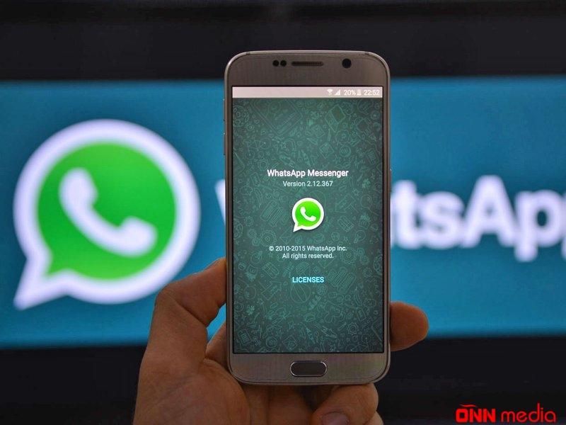 """""""WhatsApp""""dan gözlənilən funksiya"""