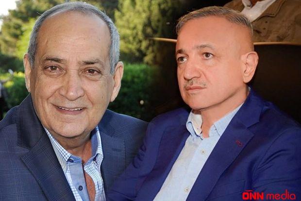 """Rasim Balayev və Vaqif Mustafayev """"Şərəf"""" ordeni ilə təltif edilib"""
