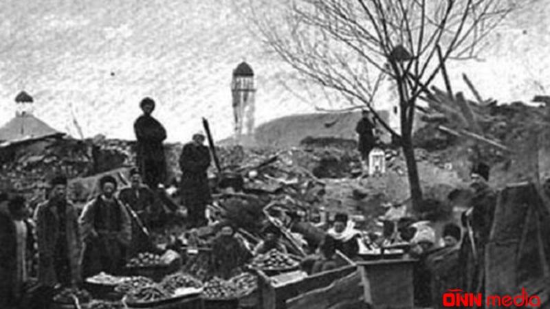 Azərbaycanda 80 min insanın öldüyü hadisənin ildönümüdür