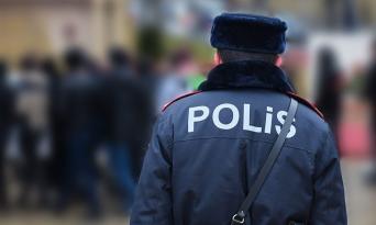 Bakıda polis işçisi ofisdə öldü