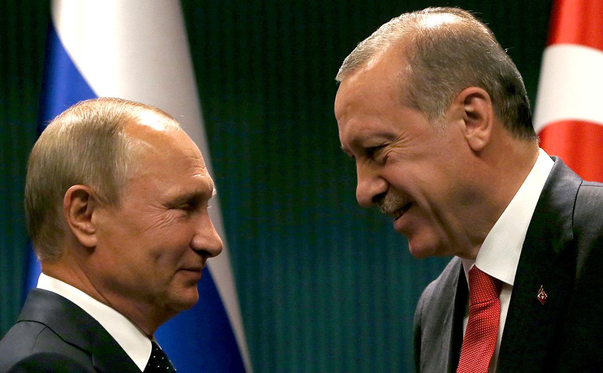 Putindən Ərdoğana: Əziz dostum, hər şey…