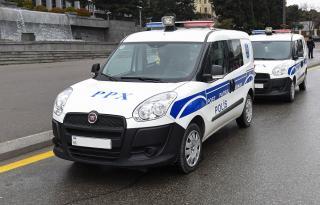 Bakıda polis kapitanına HÜCUM – SAXLANILANLAR VAR