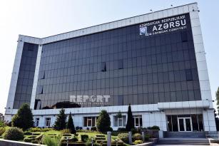 """""""Azərsu""""dan YENİLİK"""