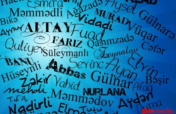 Yenidoğulanlara qoyulan adlar arasında bu adlar birinci oldu
