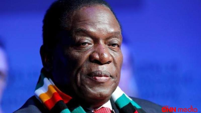 Zimbabve Prezidentinin Azərbaycana işgüzar səfəri başa çatdı